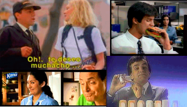 20 campañas publicitarias que dieron que hablar en los 90's en Perú