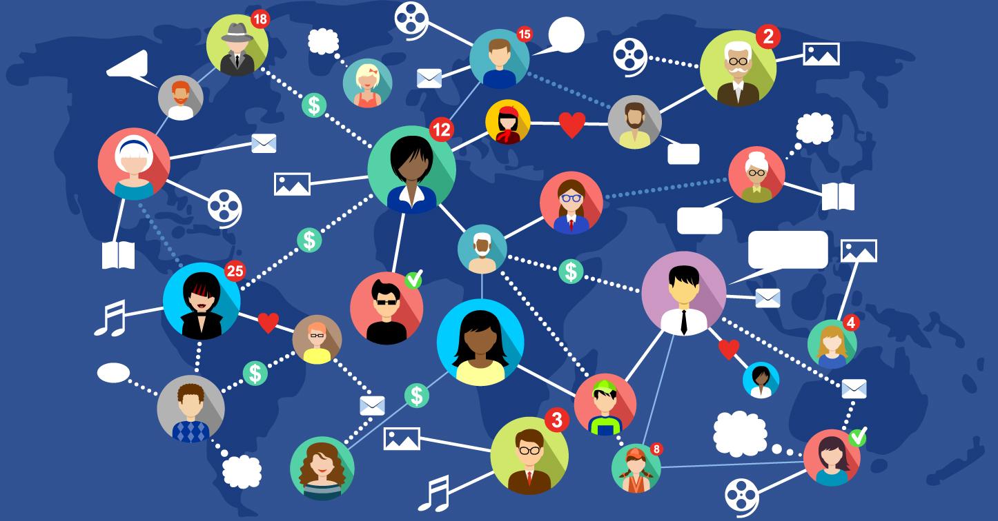 Diseño web para conectar personas