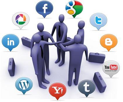 relevancia en las redes sociales