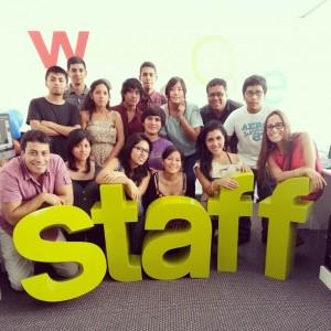 staff creativa agencia de marketing digital