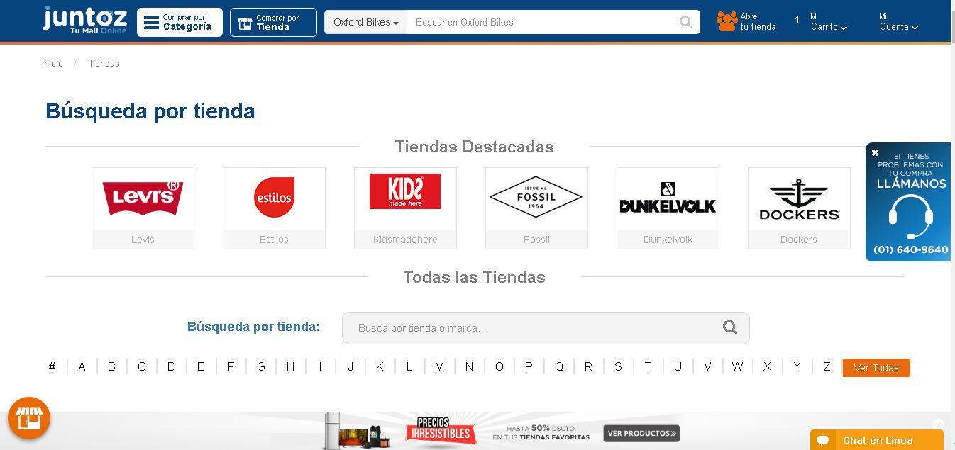 558cf0c121 4 tiendas online peruanas que vale la pena revisar