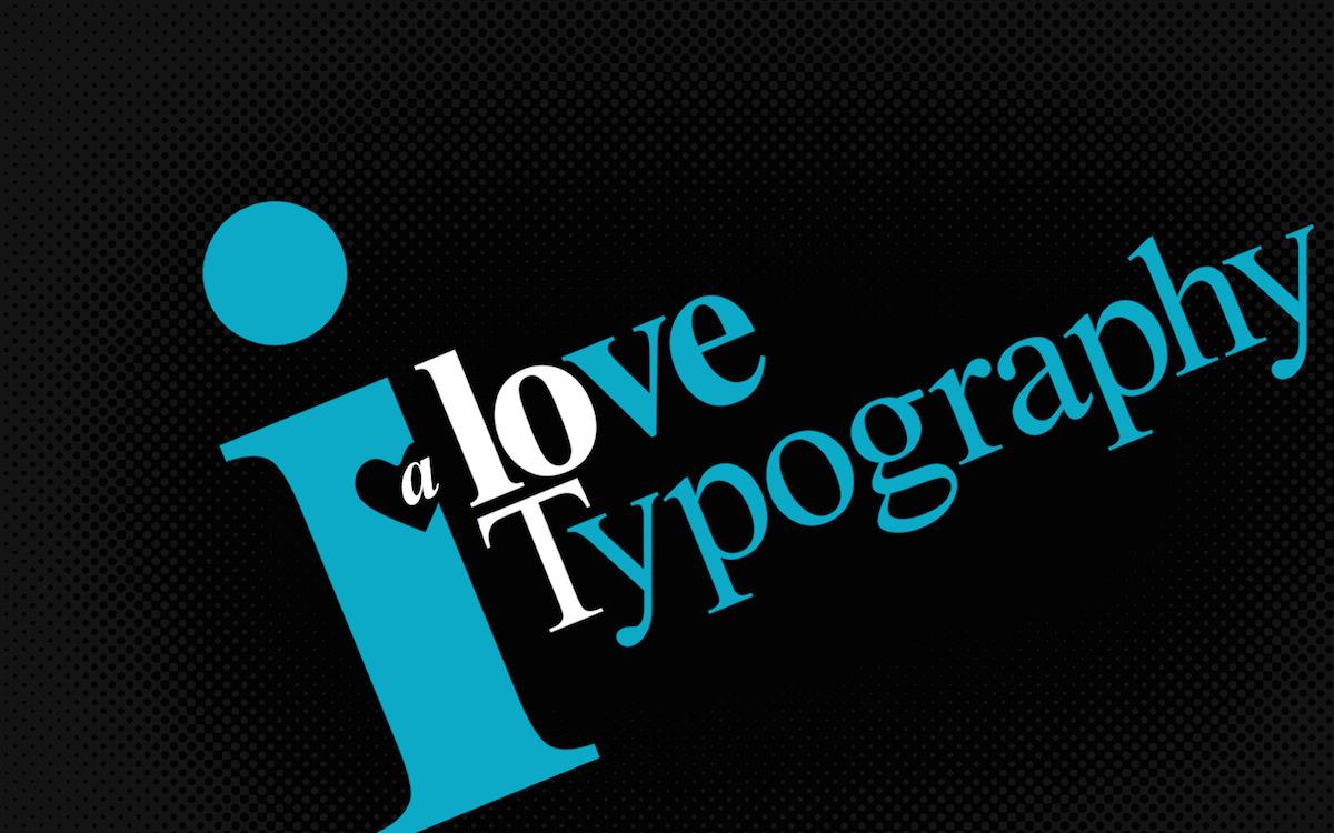 Tipografía: Todo lo que debes saber
