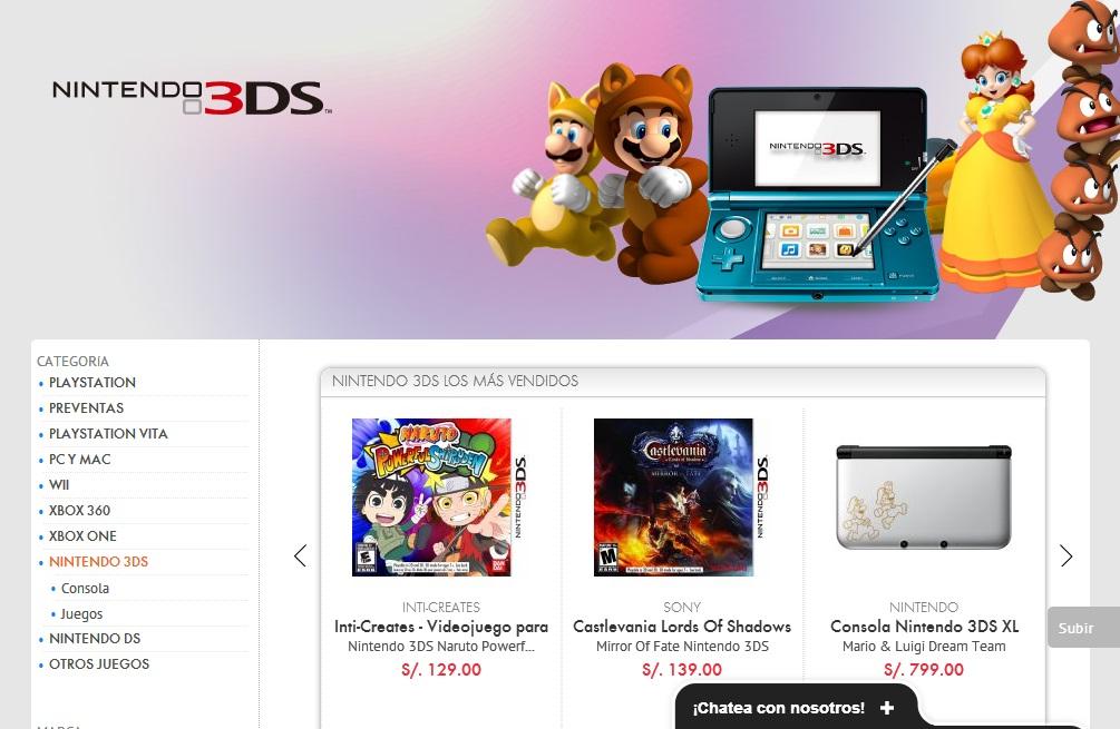 482fdf1ea1 4 tiendas online peruanas que vale la pena revisar
