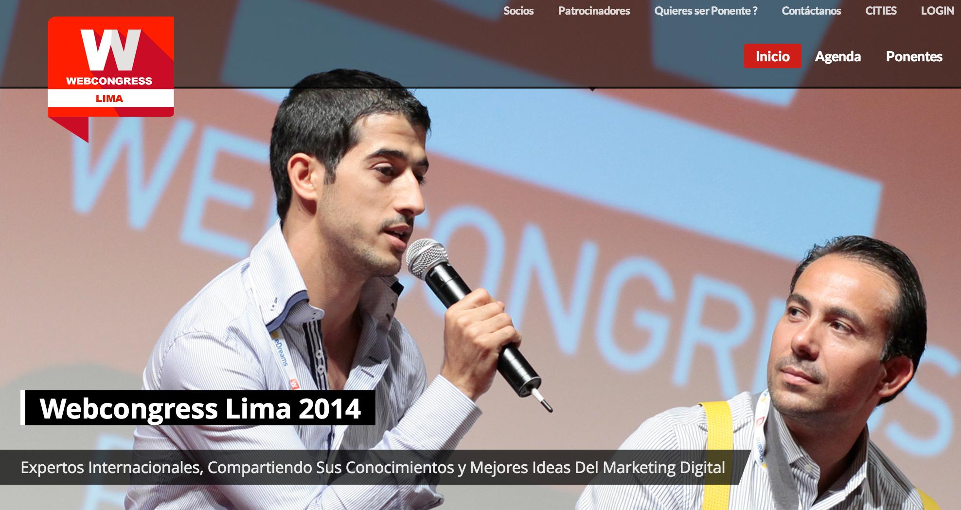 webcongress-lima2014