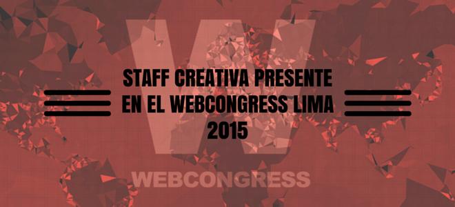 Sé parte del Webcongress 2015, el evento más importante de marketing digital