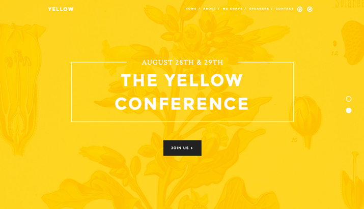 yellow-conference