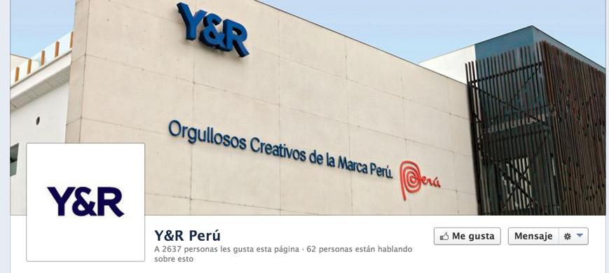 Young & Rubicam - Marca Perú